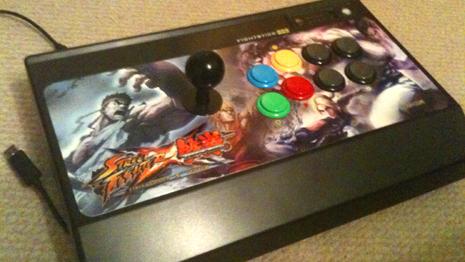 Mad catz marvel vs. Capcom 3 special edition fight stick review.