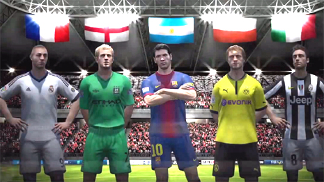 FIFA 13 changes