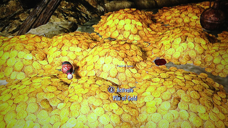 Skyrim treasure big