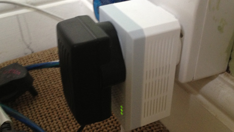 powerline-router-one-plug