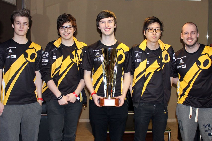 IEM Katowice 2016 winners roundup: Team Dignitas win EU Heroes of the Storm Spring Championship