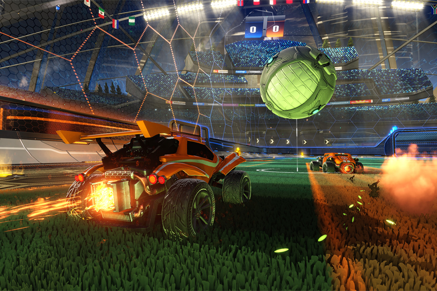 Rocket League in the UK: What's the esports scene like and what's next?