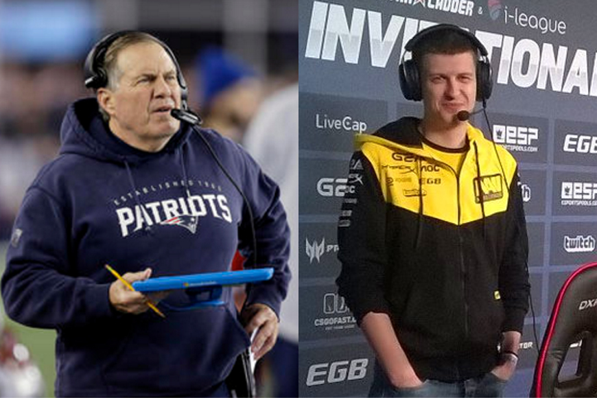 bill belichick and starix