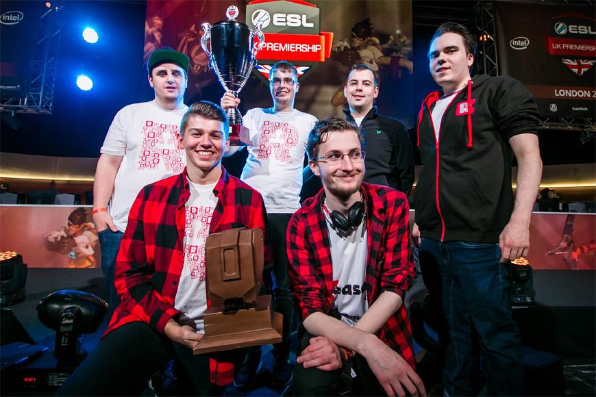 Reason Gaming win first ESL UK Overwatch Premiership