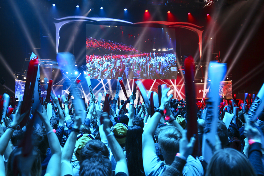 'UK eSports Premierships could take place in stadiums in 5 years' – ESL