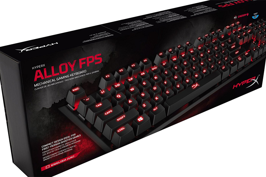 HyperX FPS Alloy Keyboard Review: How good is it for competitive gaming?