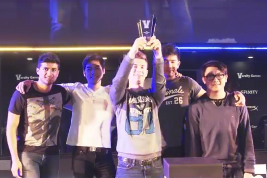 LSE win Varsity Games Dota 2 university tournament – video recap