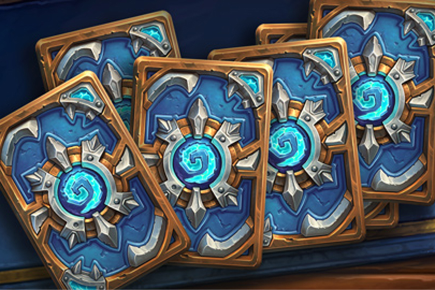 ESL UK to give away Power Core card backs at free Hearthstone Championship Tour event