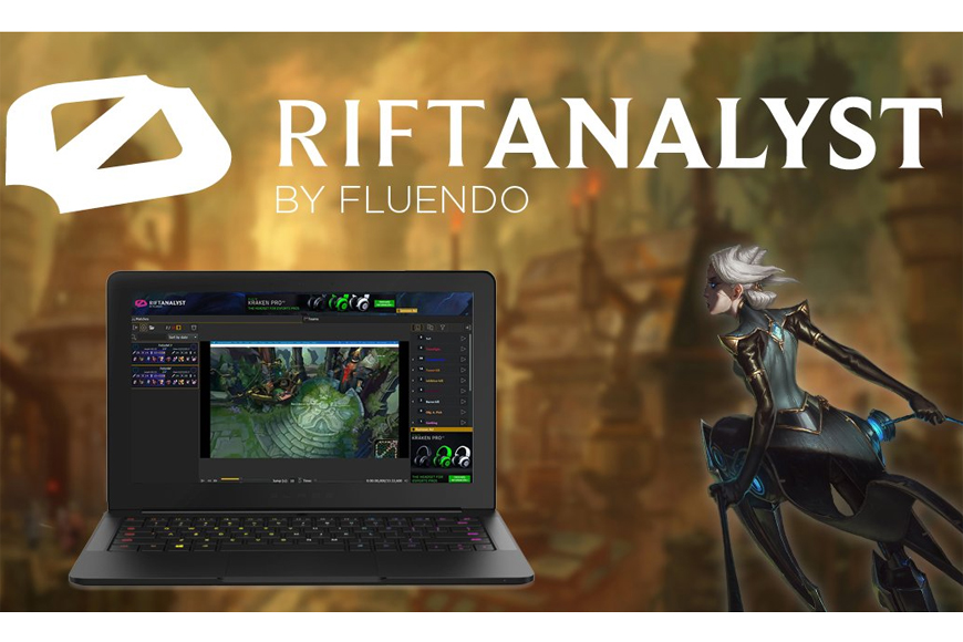 Introducing the world's first League of Legends video analyst software: RiftAnalyst