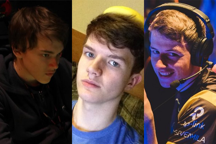 Toaster, Phurion & Special open to joining new teams