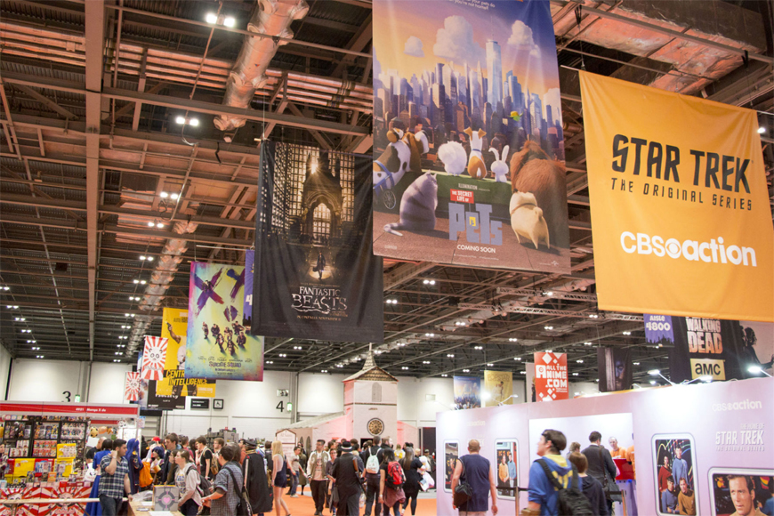 MCM London Comic Con makes 'additional security measures' following Manchester Arena attack