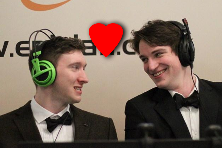 UK caster duo Medic & Excoundrel reunite as EU Masters Season 2 gets underway