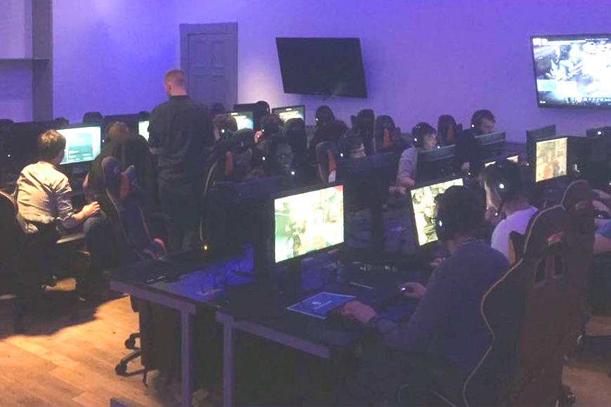 New esports and gaming bar opens in Scotland