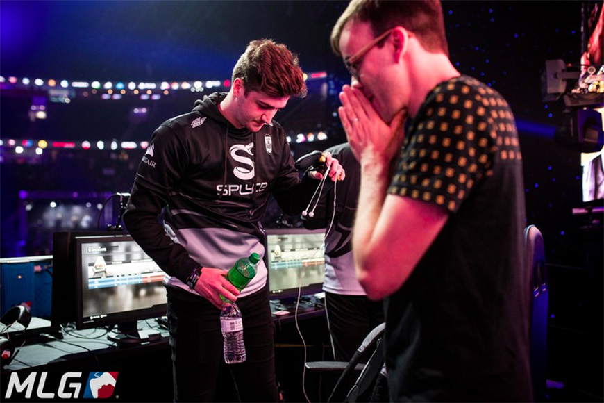 Splyce's CWL Championship run comes to an end