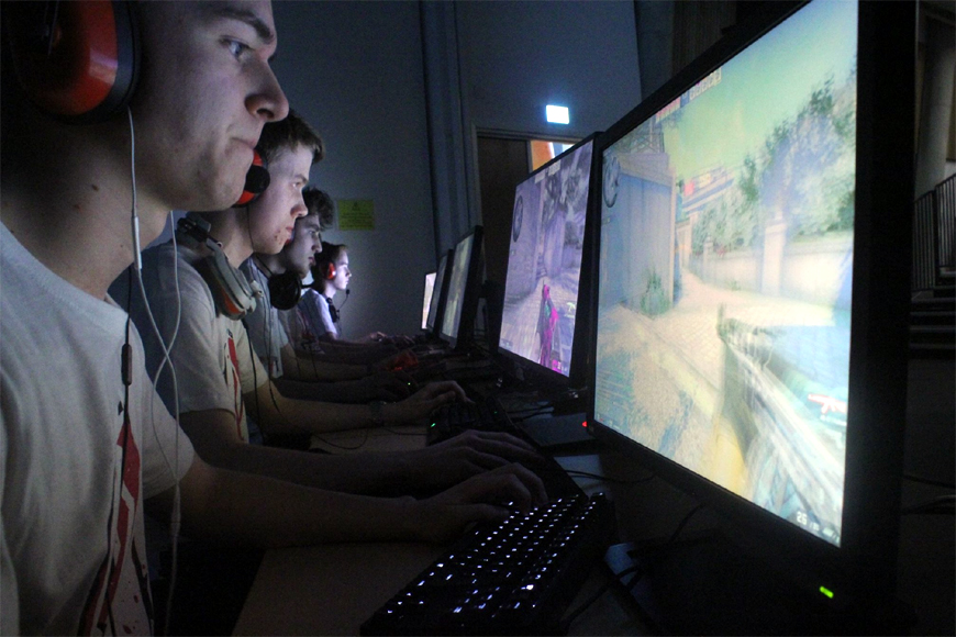 University of York to host UK's largest CSGO LAN event for students