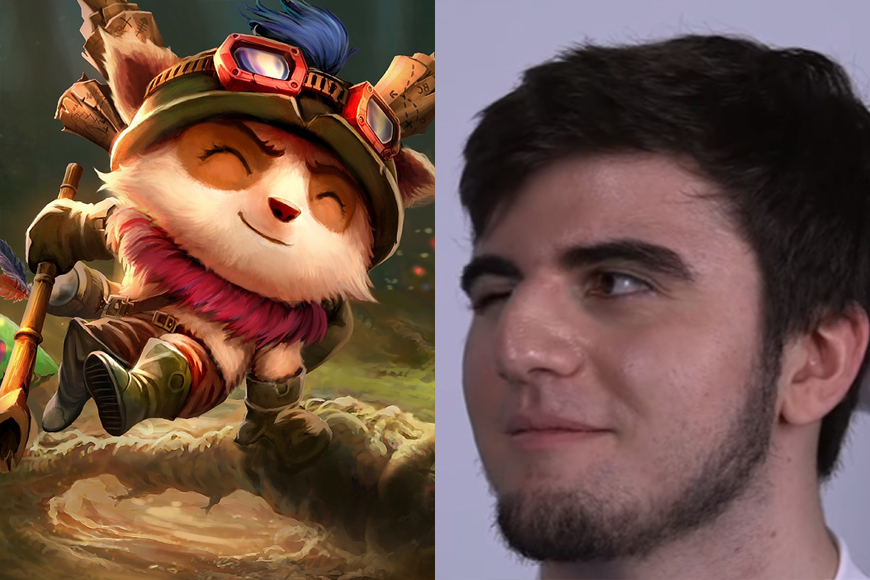 Maxlore promises to play Teemo jungle in the LCS… on one condition