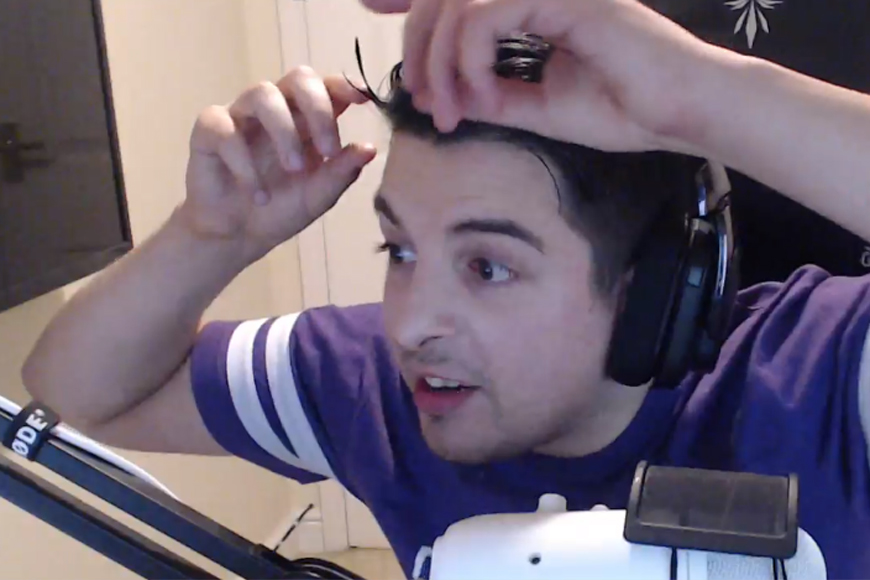 'I'm better, I'm different, I'm unstoppable now' – Gross Gore makes changes to stream