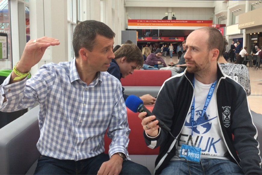 Interview: Intel on esports and VR, new 8th gen processors & sponsoring teams