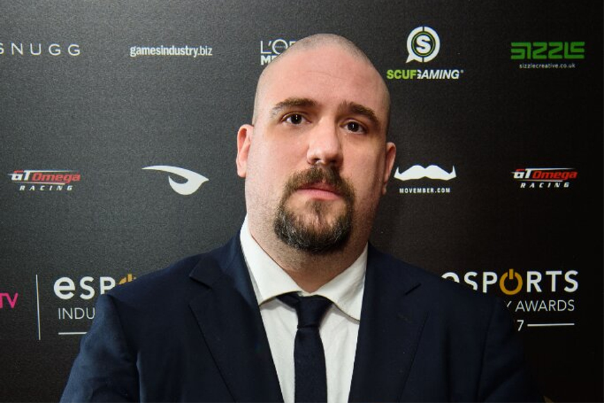 'We're completely flipping the script on the traditional esports tournament format' – Richard Lewis joins ESP Gaming