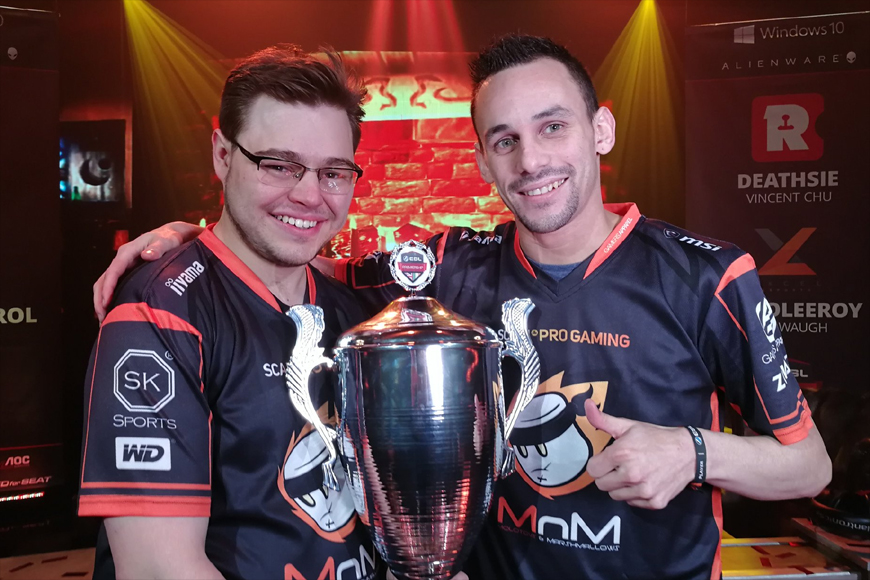 MnM take first and third place in the ESL Hearthstone Premiership