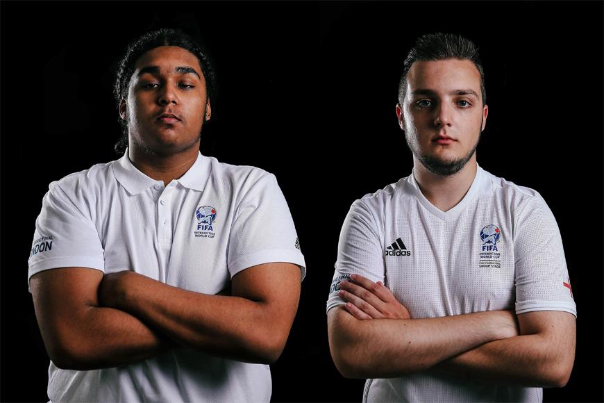 'Keeping that winning momentum going' – UNILAD's UK FIFA pros Shellzz & Gorilla speak about their future ambitions