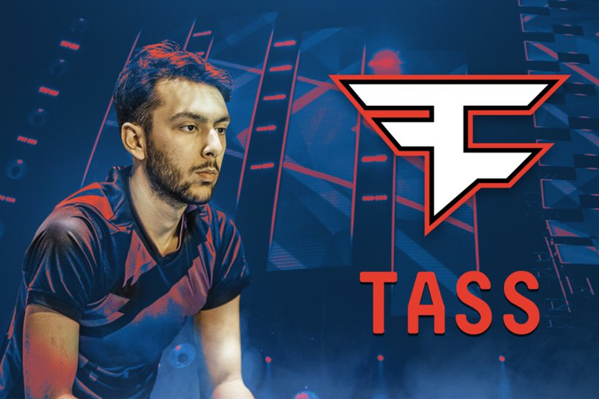 Tass joins FaZe Clan: UK FIFA pro makes big move as EA rolls out new update