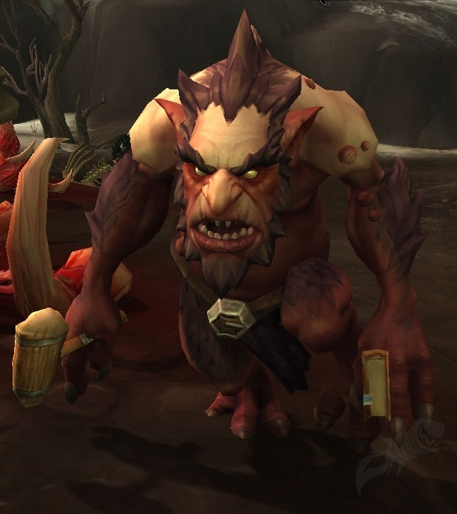 Blizzard put a Gross Gore NPC in World of Warcraft (and now the streamer is demanding it to be changed to a human king)