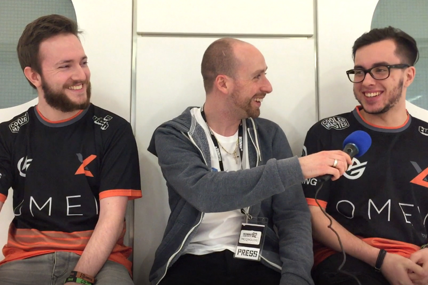Interview with Kruimel & Send0o from exceL: 'We have good momentum, we can win the Prem and do well in the European Masters'