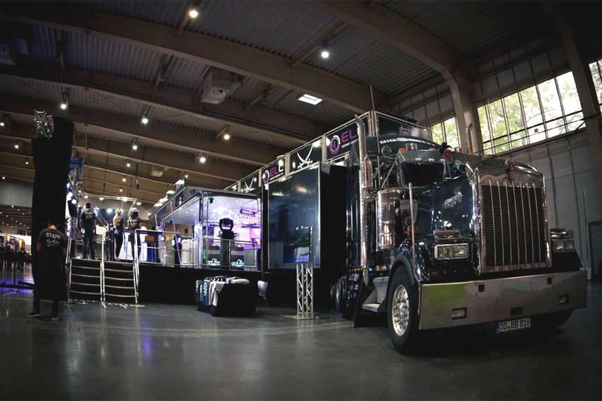 Insomnia to host finals of new Mountain Dew tournament in a truck that doubles up as a mobile esports arena