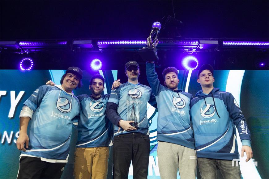 UK Call of Duty team shine as Luminosity win CWL Fort Worth