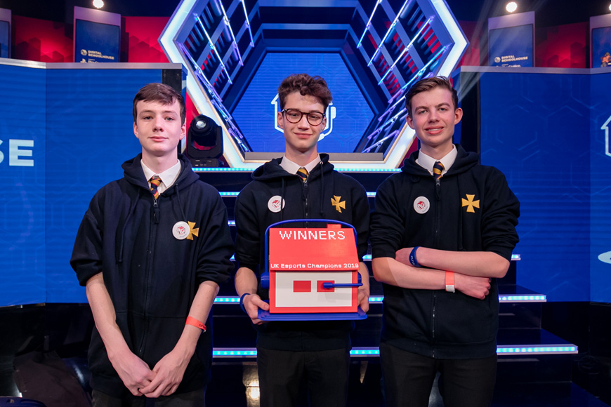Digital Schoolhouse 2019 National Esports Tournament champions announced