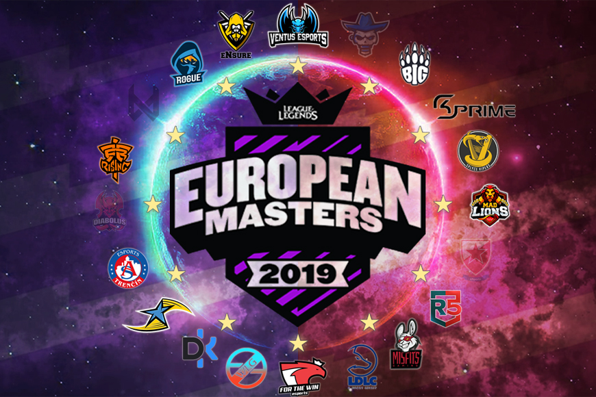 Fnatic Rising's EU Masters Group Stage Preview: What are the UK's chances in Europe after Diabolus were knocked out?
