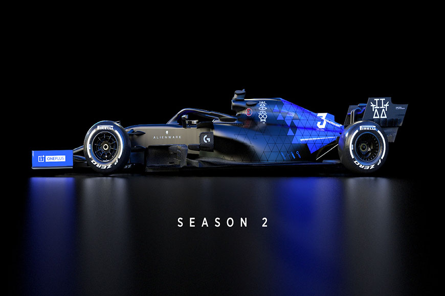 McLaren Shadow returns for second season