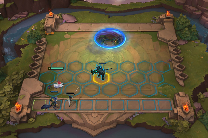 Teamfight Tactics: Riot reveals new League of Legends game inspired by Dota Auto Chess