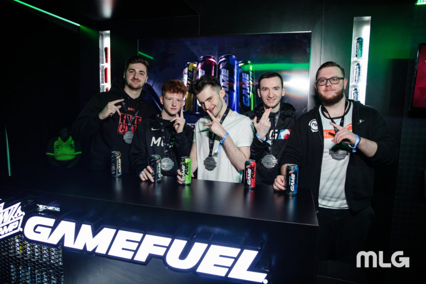 UK Call of Duty talent shines at CWL finals in Miami