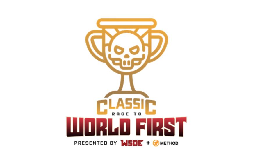 Method gear up for WoW Classic Race to World First challenge