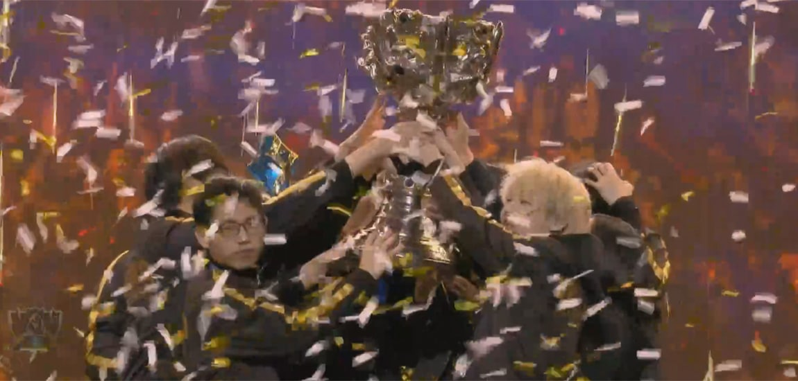 'Today wasn't our day' – Europe's G2 fall to China's FunPlus Phoenix 3-0 in League of Legends 2019 World Championship finals