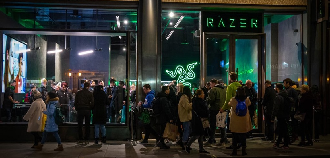 Razer's new London store to host weekly tournaments and esports bootcamps
