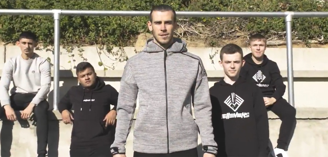 Gareth Bale has set up an esports team. So what?