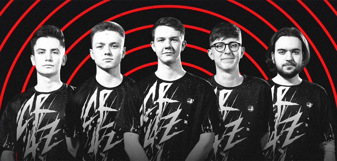 Cr4zy sign MnM Gaming's promising UK-heavy Rainbow Six Siege team
