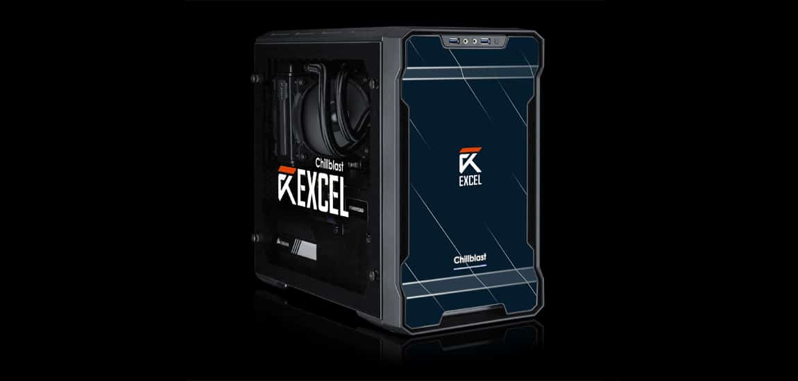 New Excel Esports gaming PCs revealed after org extends partnership with Chillblast