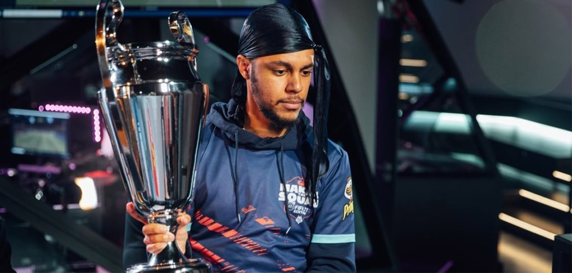 UK content creator Amenyah wins G2's 'Making The Squad' TV show, wins €10,000 and a job with the organisation