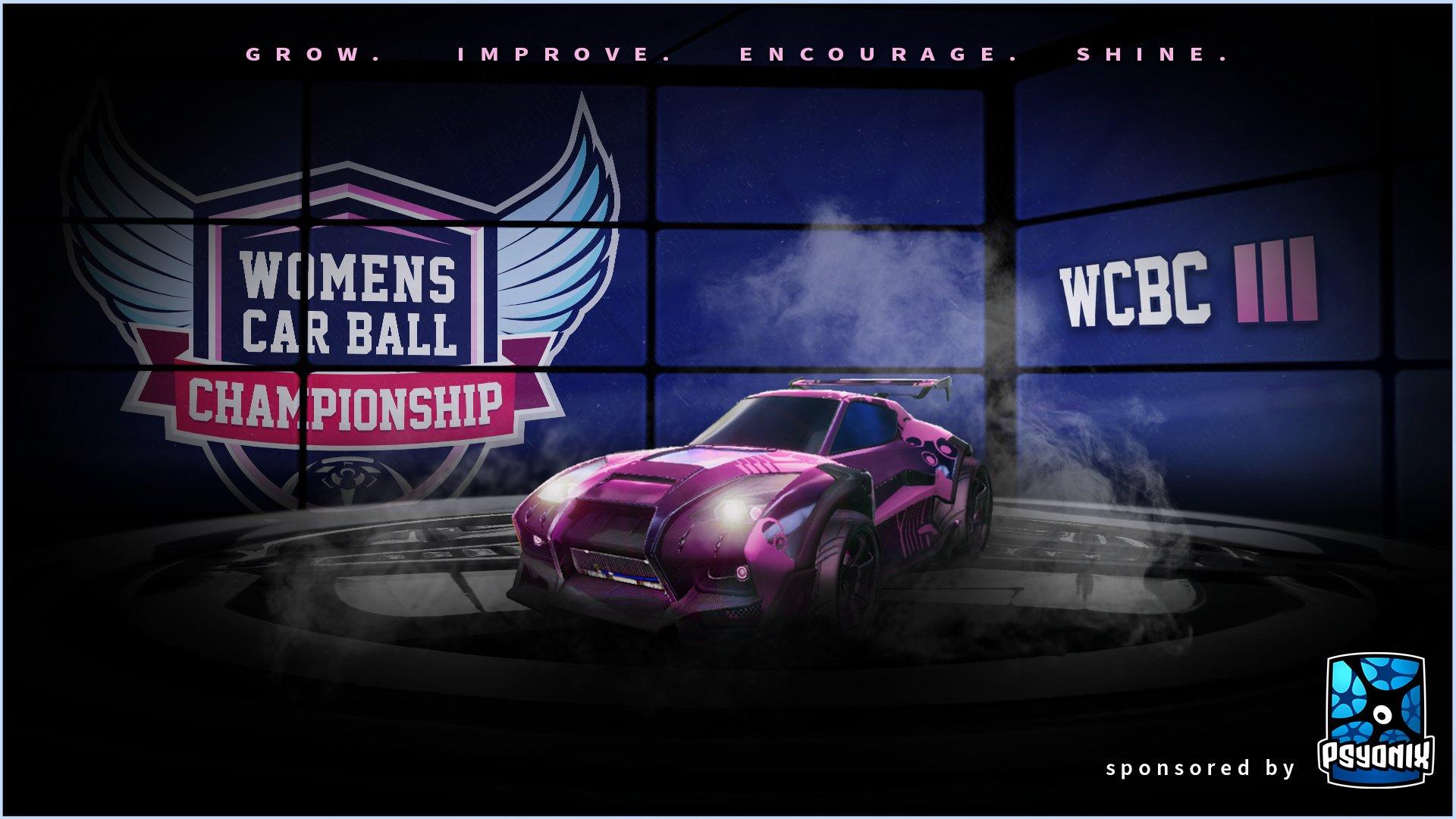UK team catJAM win European Women's Car Ball Championship Season 3, tournament sparks debate on Twitter