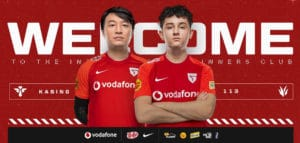 Rebranded Vodafone Giants sign KaSing and 113 to LoL roster, say pair are 'like father and son'