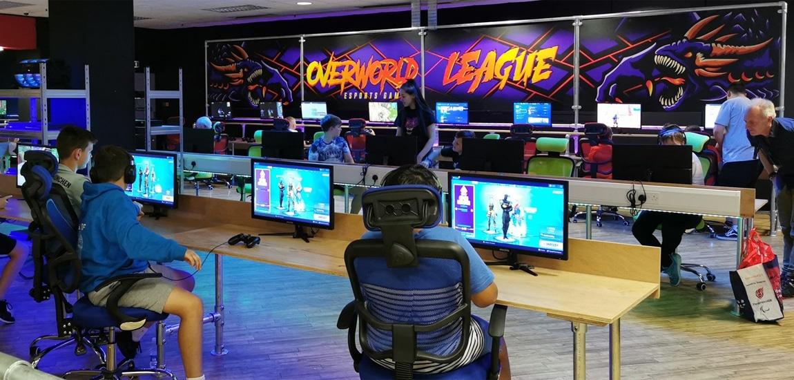 What is Overworld, the education business linked with UK streamer NitroLukeDX?