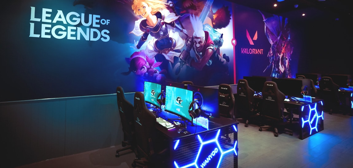 UK org Lionscreed partners with esports cafe chain Wanyoo