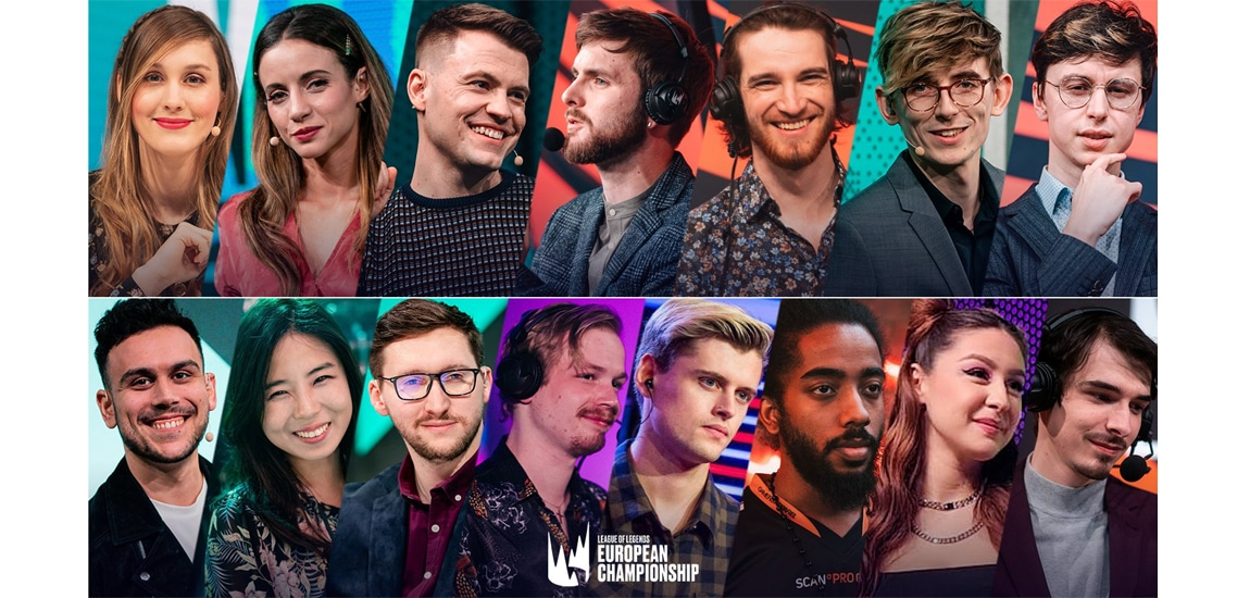 Casters and hosts from UK League of Legends scene get big LEC call-up for 2021 Summer Season