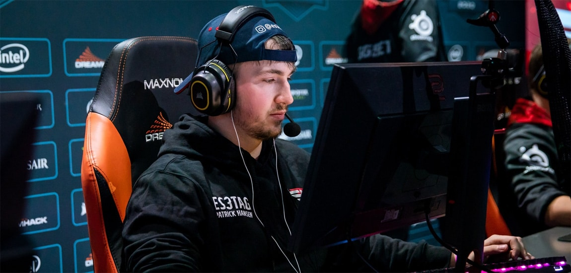 Former Astralis star changes to American team