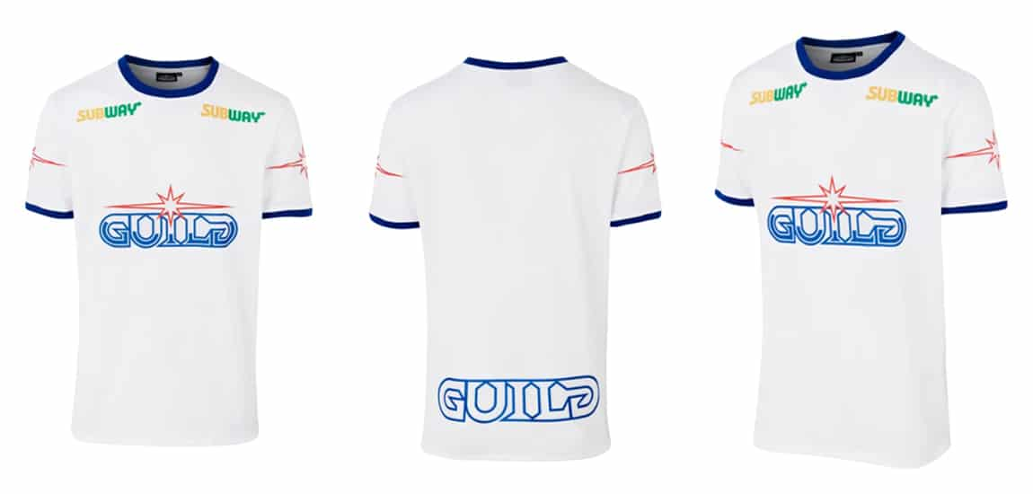 Guild Esports' new pro player team jersey divides opinion