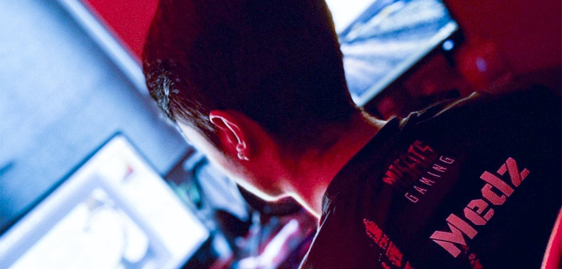 'FaZe Sway would message me at 2am, I'd get out of bed, design a thumbnail, go back to bed and wake up to another 600 followers' – self-taught esports graphic designer MSF Medz